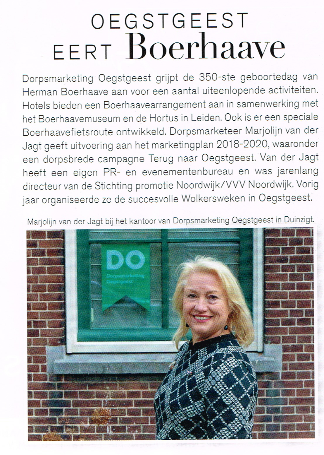 Dorpsmarketing in Leven! 54
