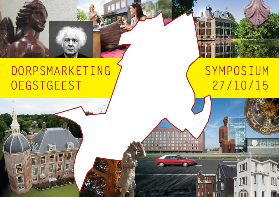 Save the date! 27 oktober symposium Dorpsmarketing
