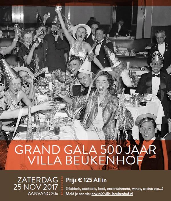 Grand Gala Beukenhof