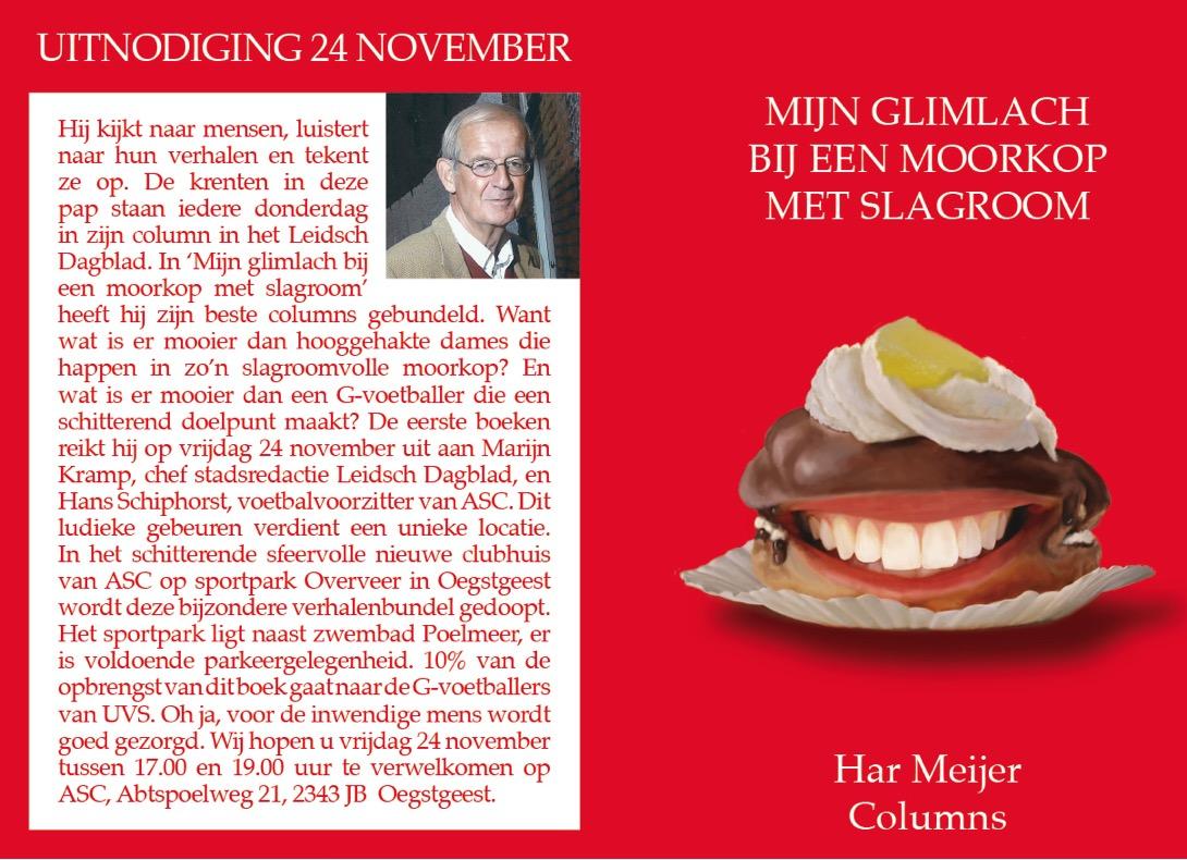 Nieuw boek Har Meijer