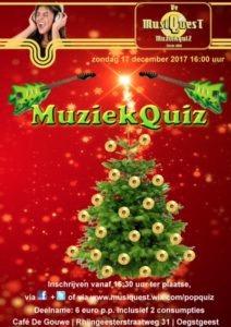 Muziek Quiz Kersteditie