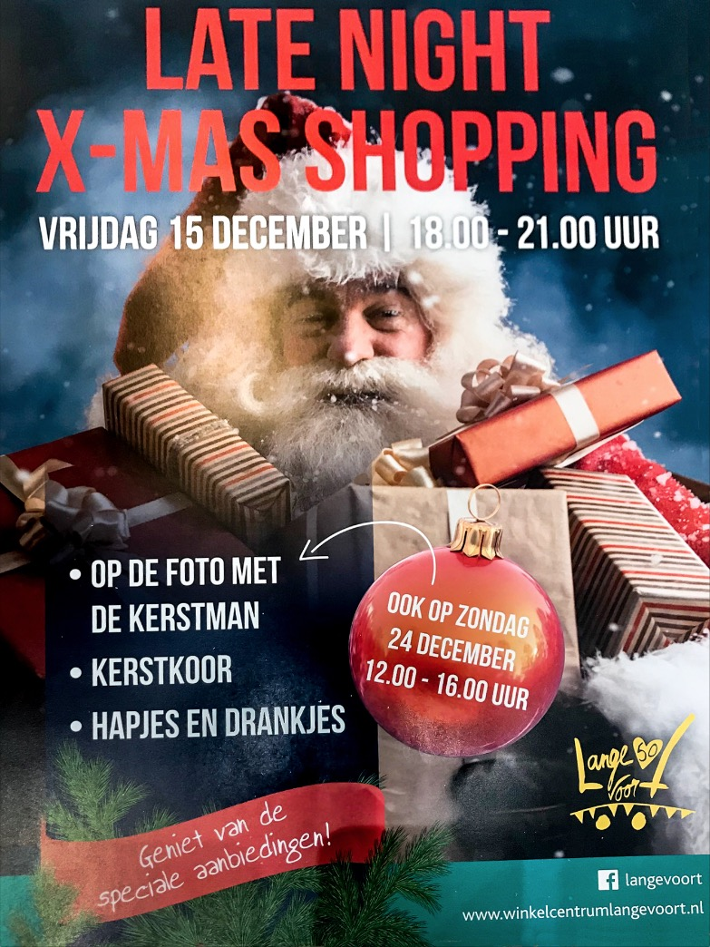 X-Mas Shopping LV