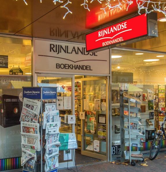 Kerstmiddag bij Rijnlandse Boekhandel