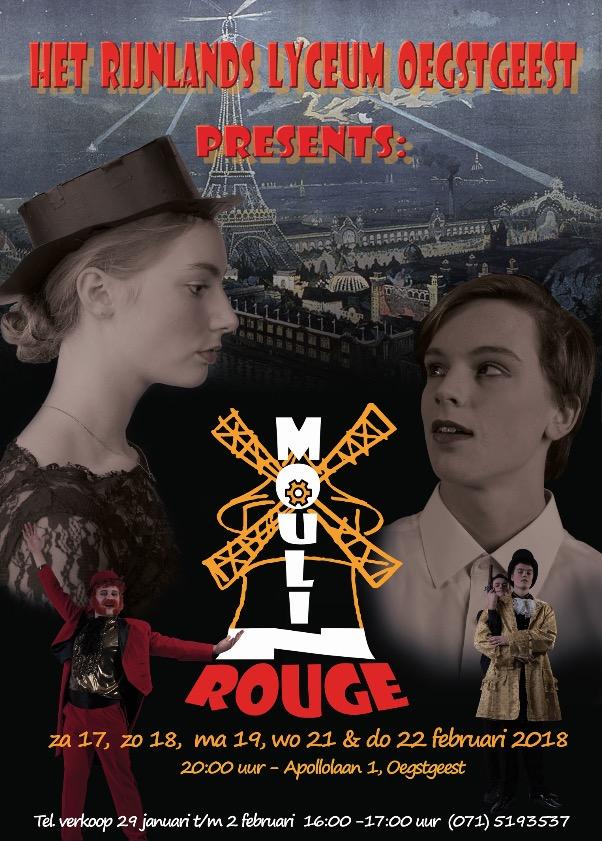 Rijnlands met Moulin Rouge