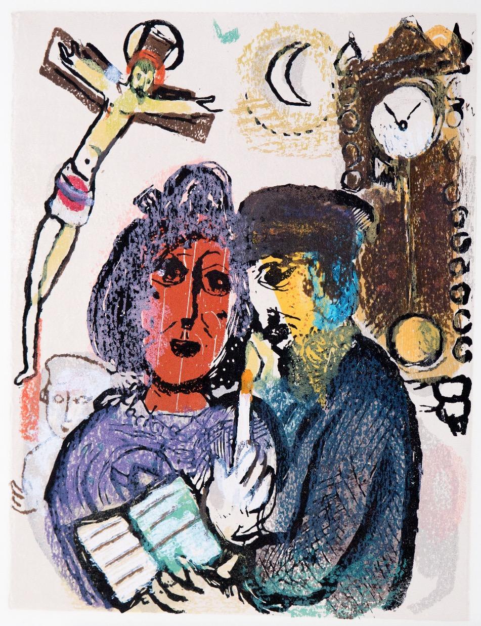 Chagallexpositie in Regenboogkerk - 4/3