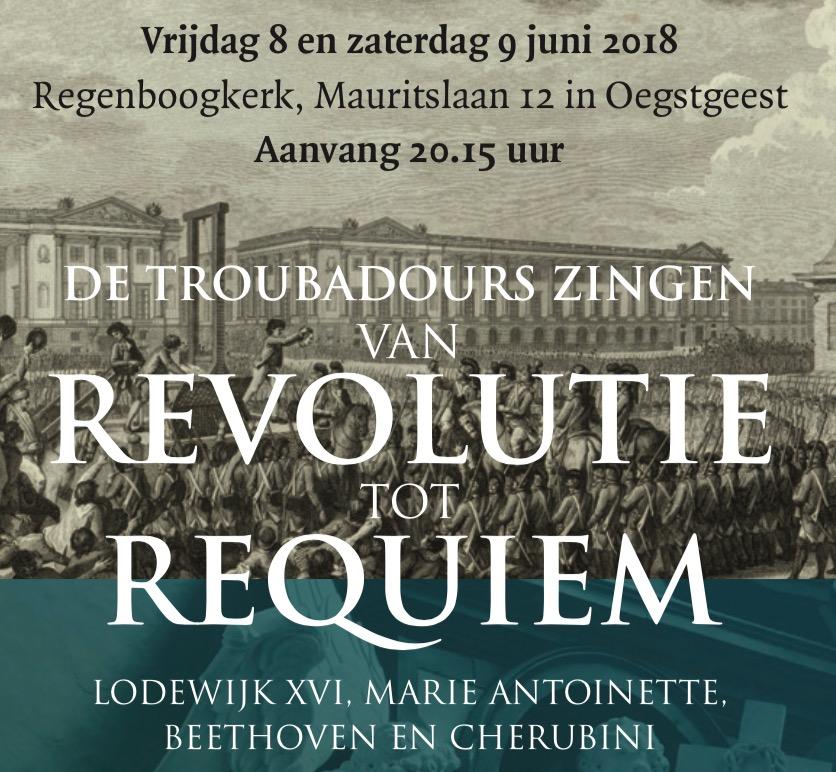 De Troubadours: Requiem van Cherubini