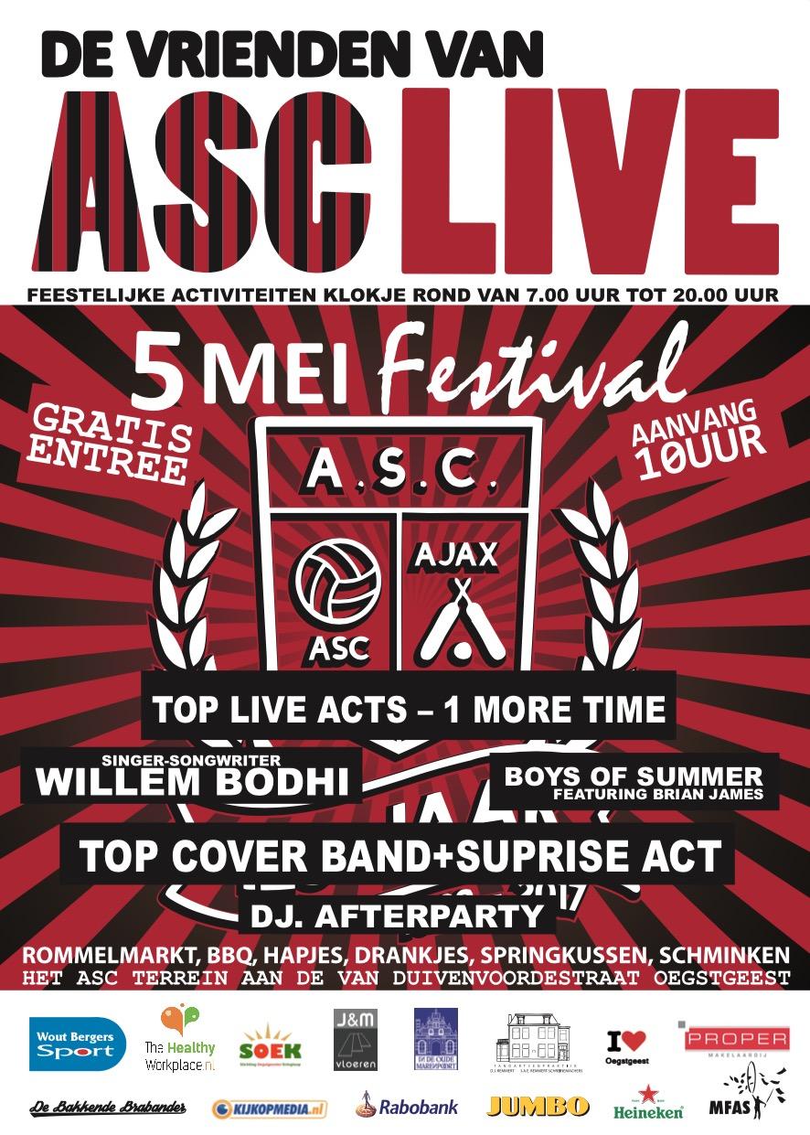 ASC Live park Duivenvoordestraat