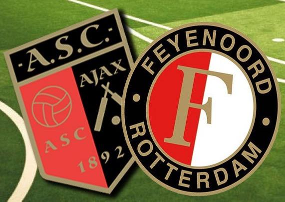 ASC - Feyenoord voetbaljeugd