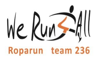 Sponsorloop voor WeRun4All