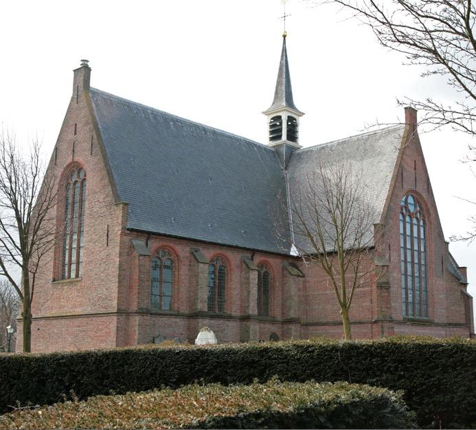 Lezing en muziek in Groene Kerk