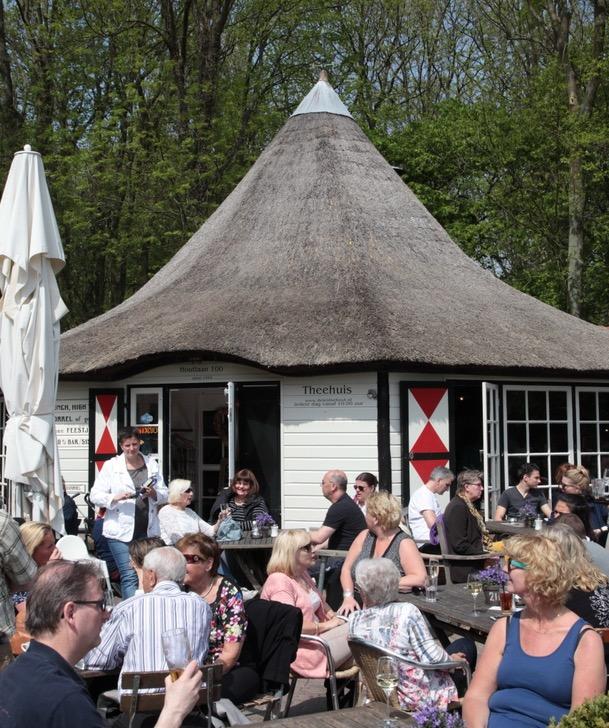 Theehuis: Ebeling en Wassenaar