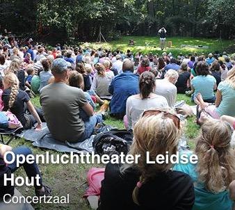 Openluchttheater Leidse Hout