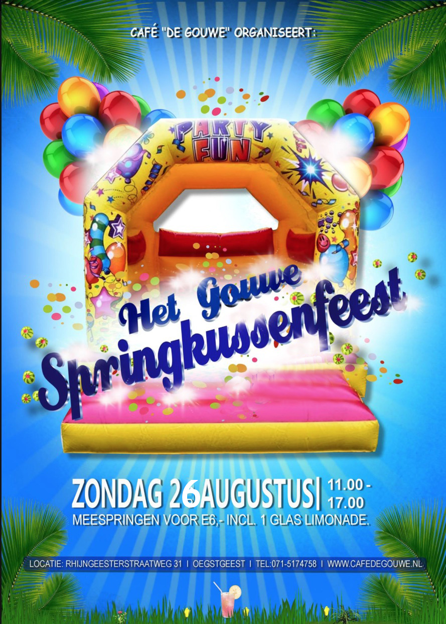 Springkussenfeest 2018