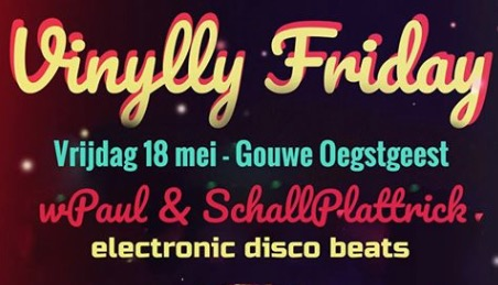 Vinylly Friday na de VrijMiBo