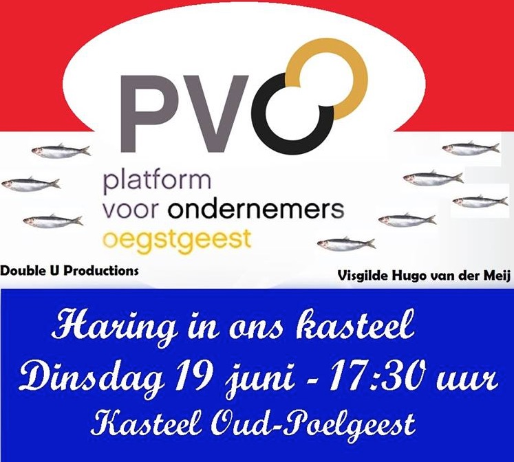 PVOO Haringparty