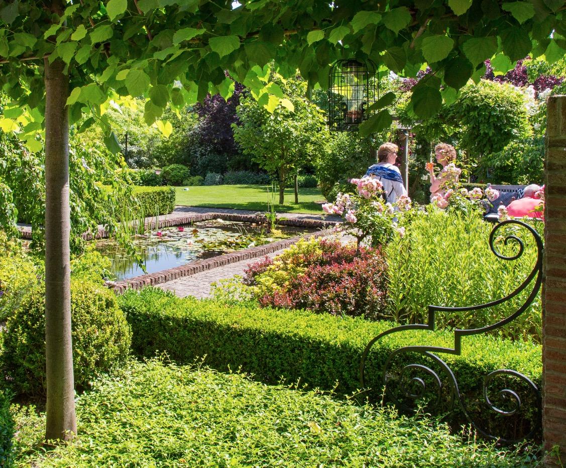 Open Tuinen Dag Rijnsburg