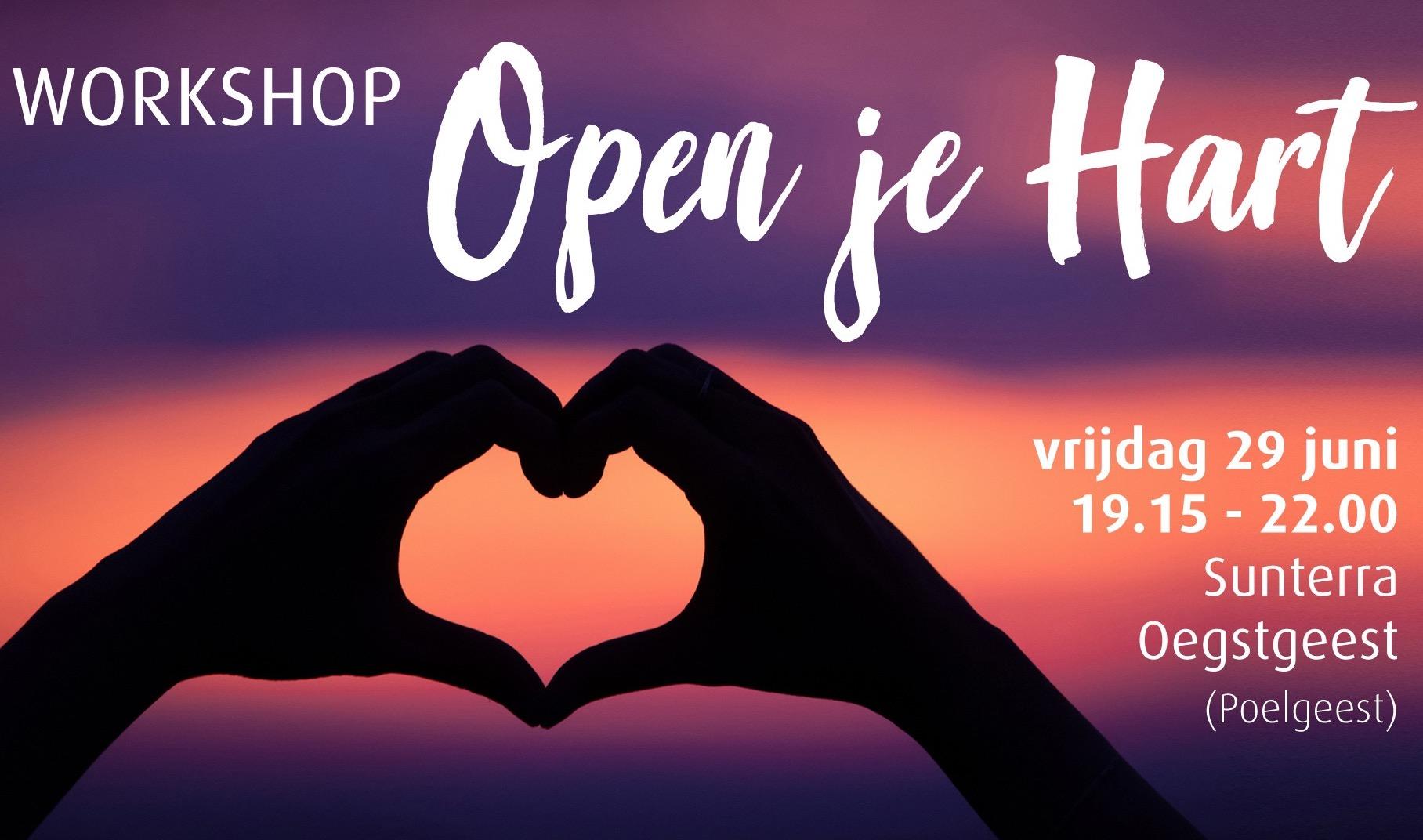 Yogaworkshop Open je Hart
