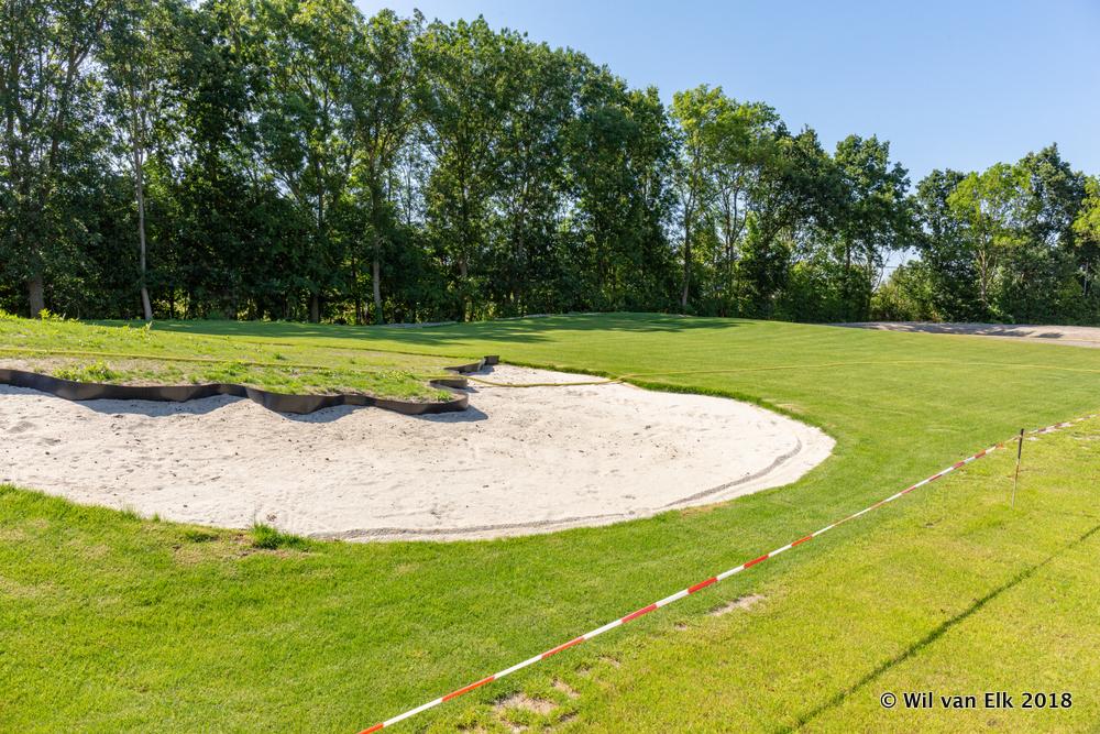 Nieuwe golfbaan OGC