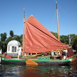 Sail Warmond t/m 27 juli