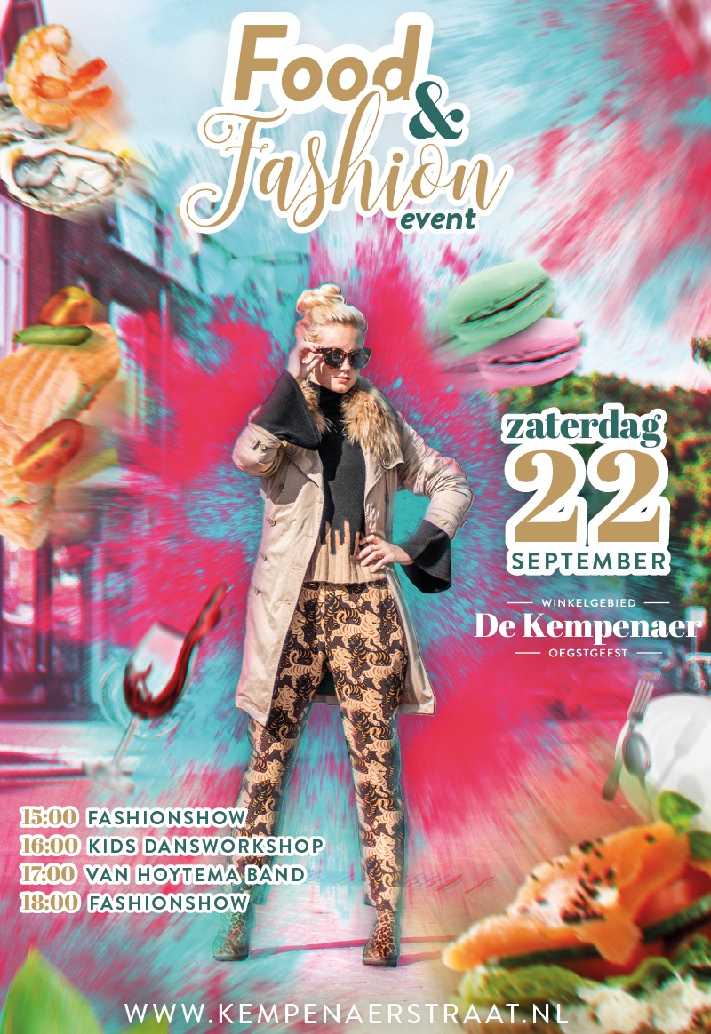 Food & Fashion Event