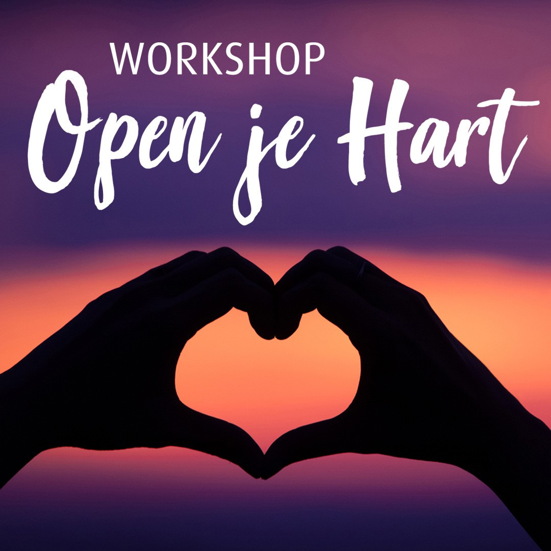 Workshop Open Je Hart