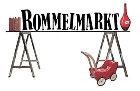 Voortuinrommelmarkt in Buitenlust