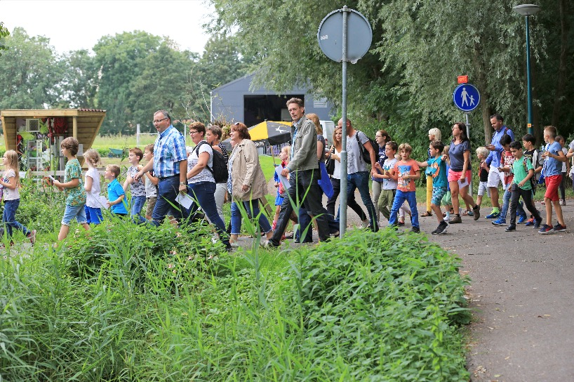 Avondvierdaagse in Haaswijk