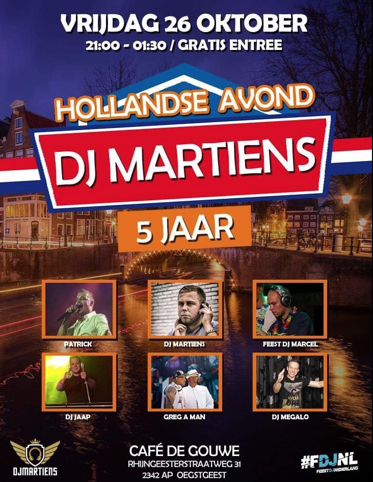 Hollandse avond @ De Gouwe