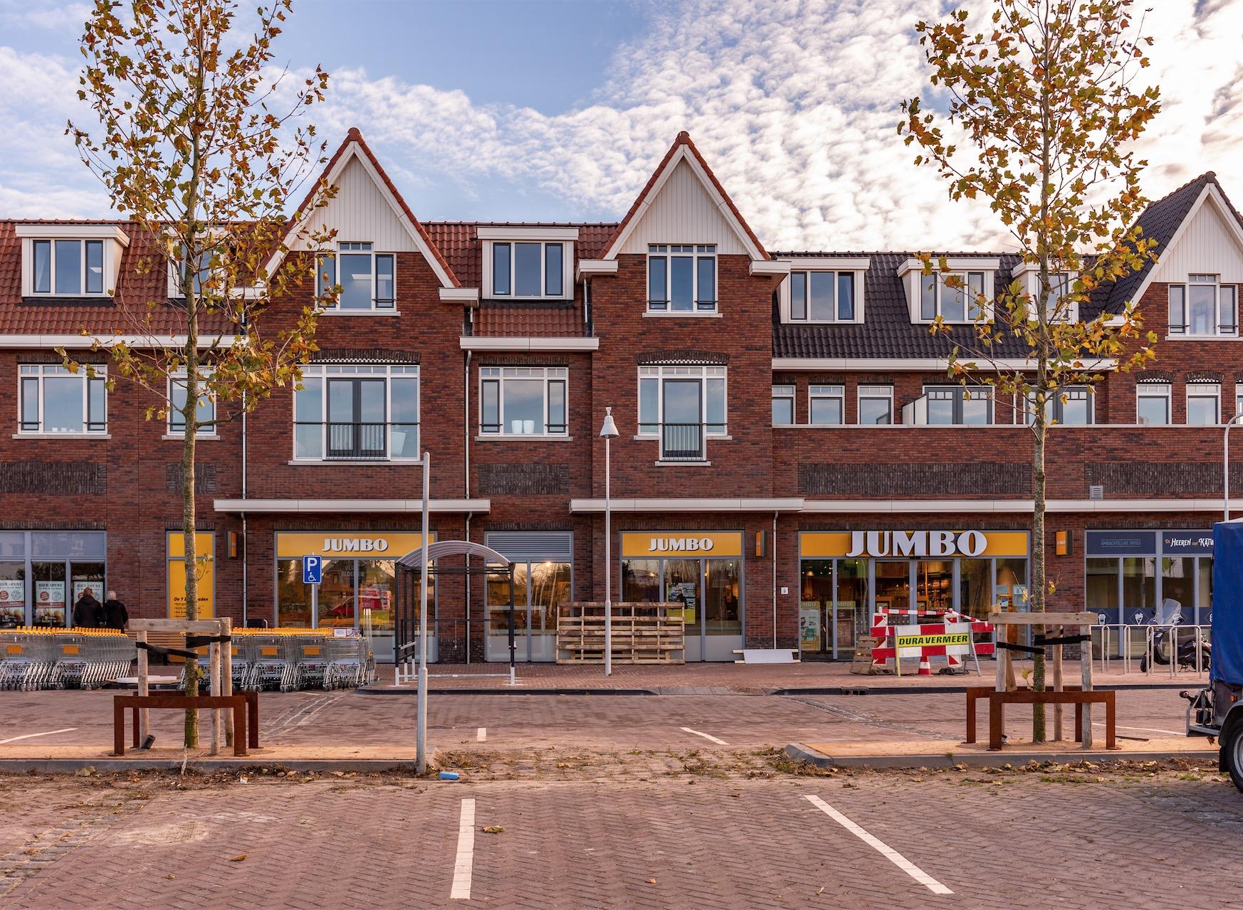 Winkelcentrum Nieuw Rhijnzicht
