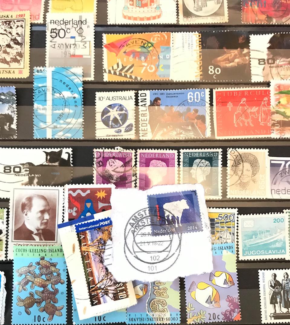 Postzegelbeurs Katwijk