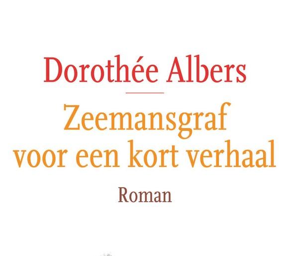 Dorothée Albers signeert in De Kler