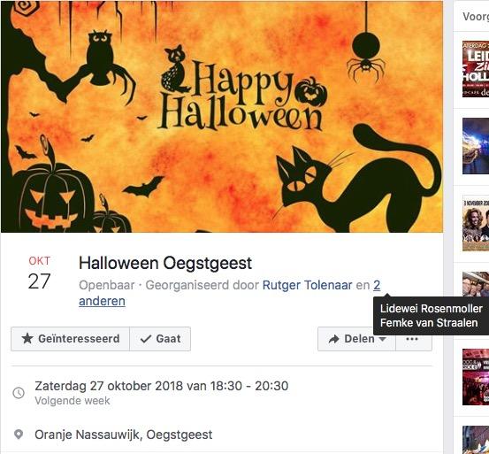 Happy Halloween Nassauwijk