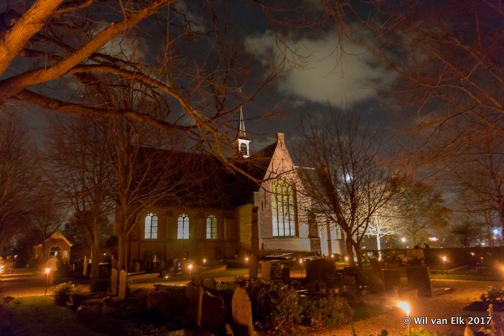 Lichtjesavond bij Groene Kerk