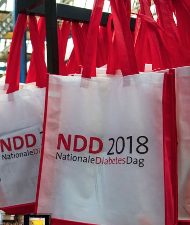 Wereld Diabetesdag 12 t/m 16 november