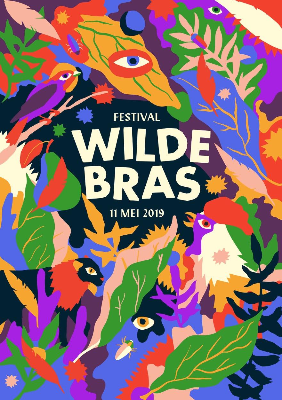 Wildebras Festival bij de Klink