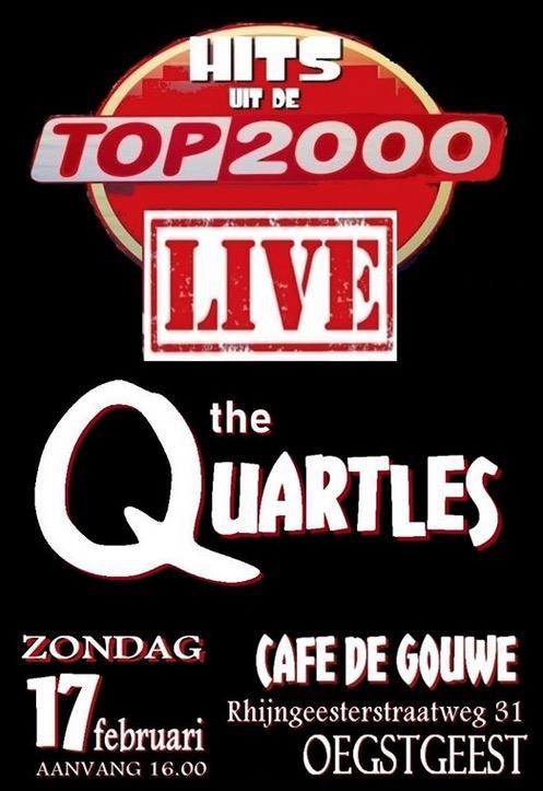The Quartles @ De Gouwe