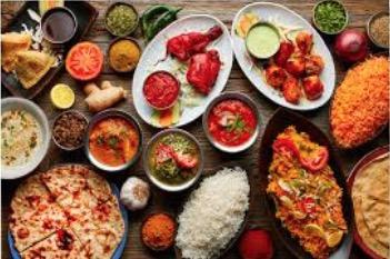 Lekker Anders Indiase maaltijd