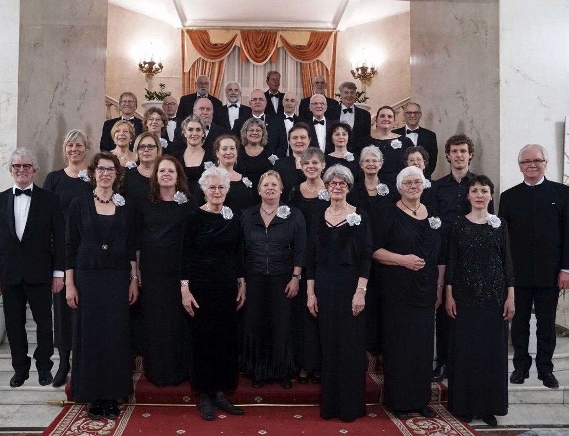 Russische koormuziek in De Paulus