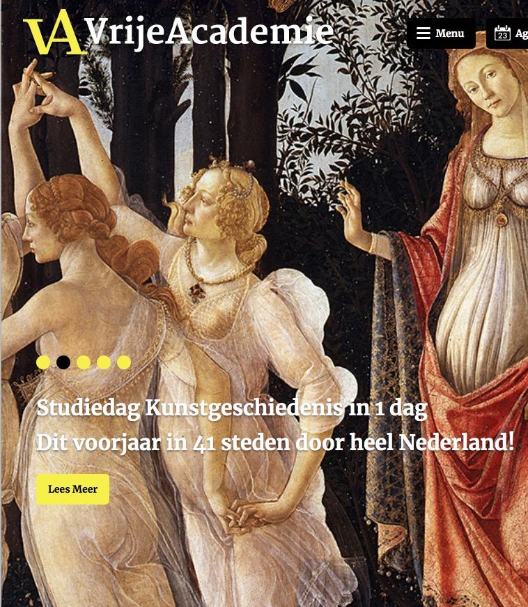 Studiedag Kunstgeschiedenis