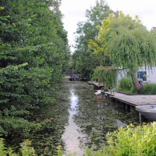 MEC wandeling kreken in Haaswijk