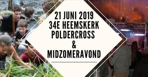 Poldercross & Midzomeravond
