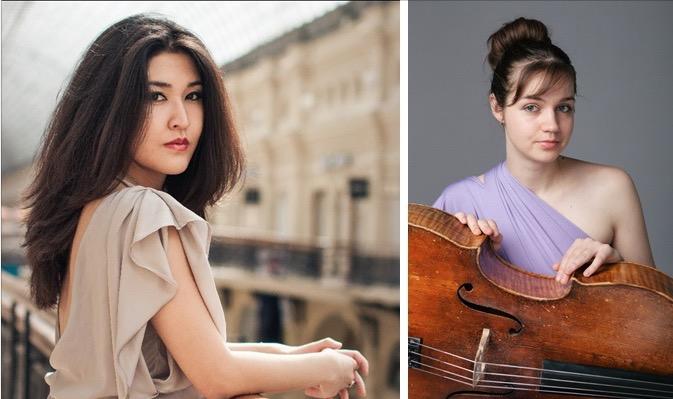 Cello- en pianorecital in Ampijoloe