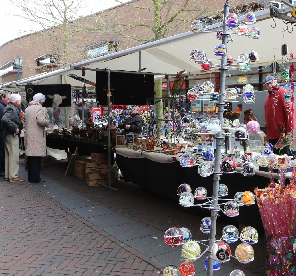 Zomermarkt Winkelgebied Lange Voort