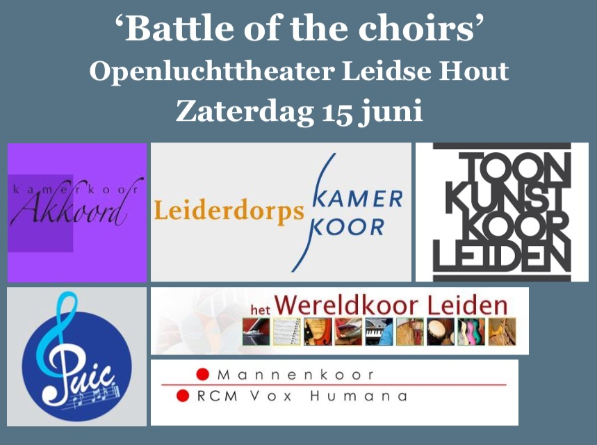 Battle of the choirs in OLT