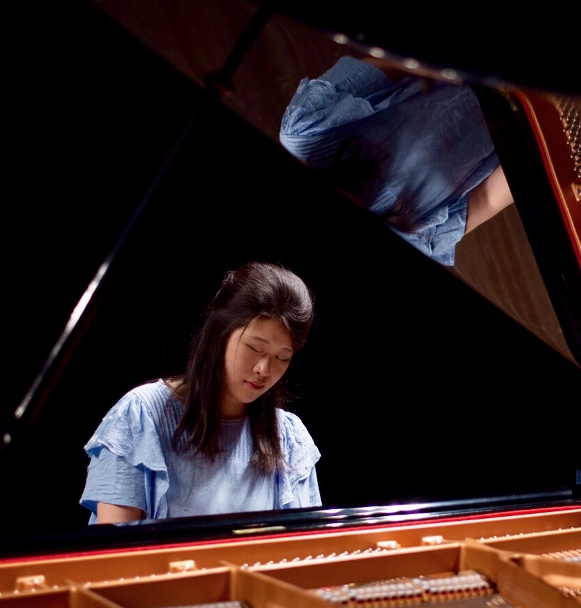 Pianorecital in Ampijoloe