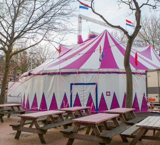 Magic Circus in Oegstgeest tm 26/8