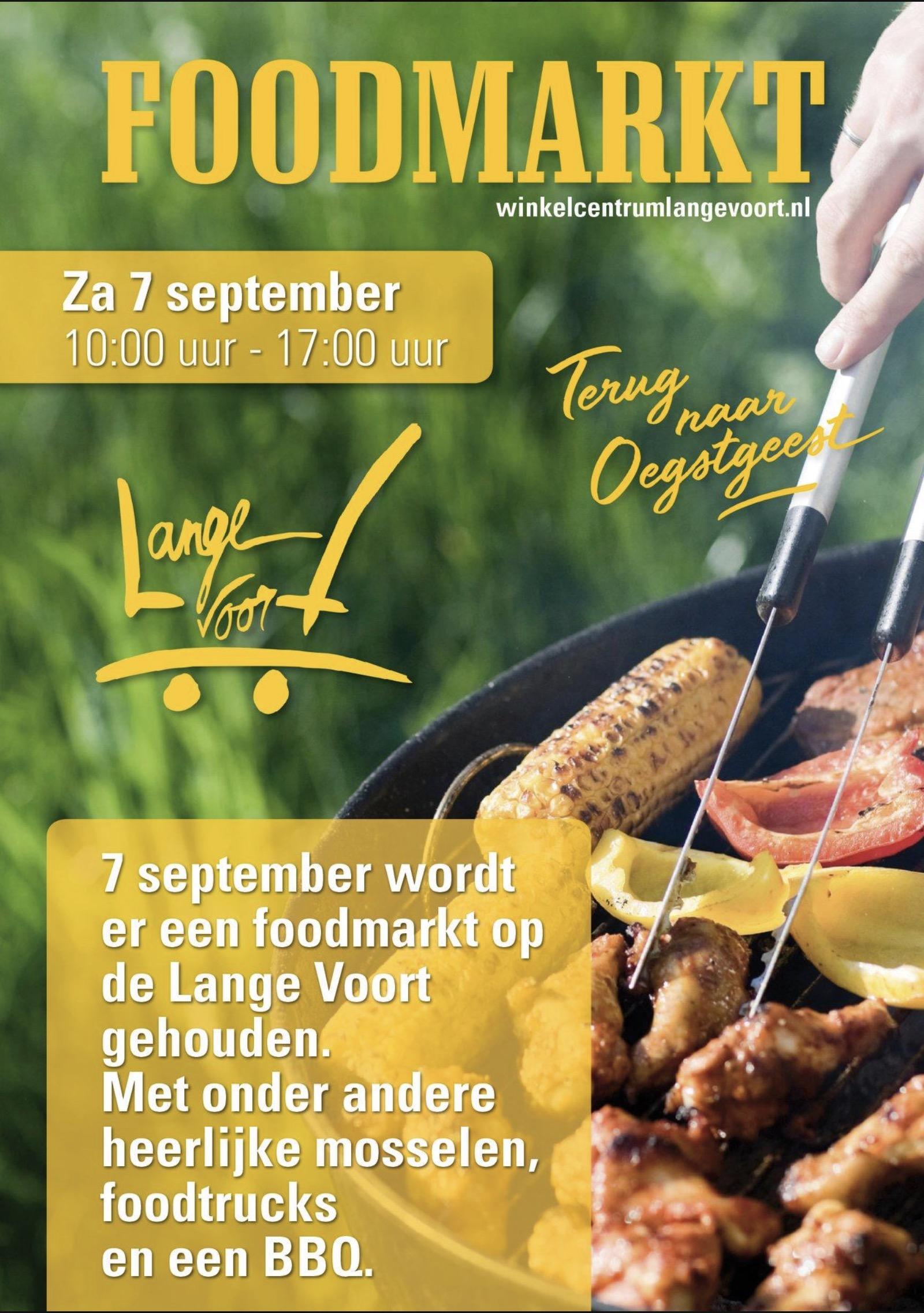 Foodmarkt Lange Voort