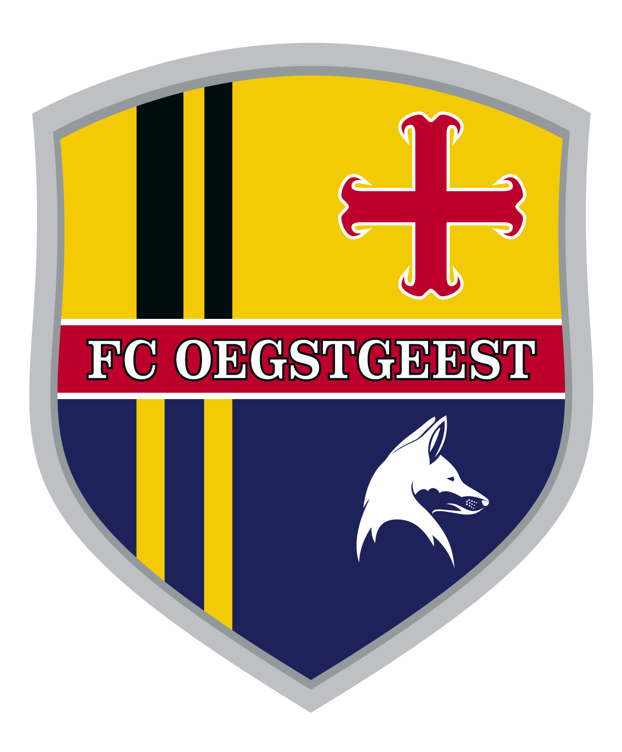 FC Oegstgeest 1 - Overbos 1