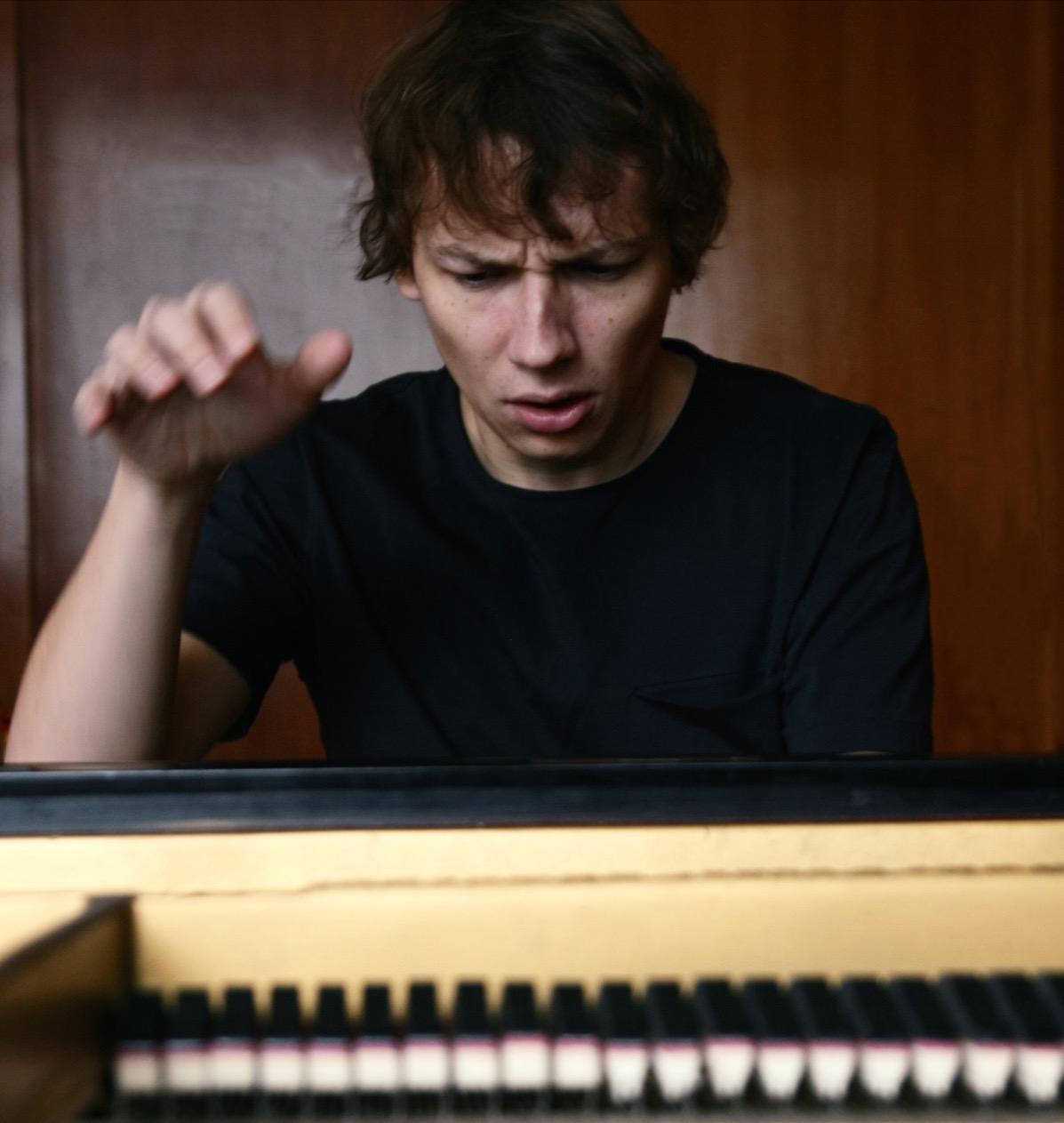 Gregor Desman geeft pianorecital