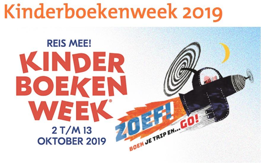 Kinderboekenweek 2019 t/m 13/10